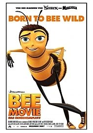 "Movie poster for ""BEE MOVIE """