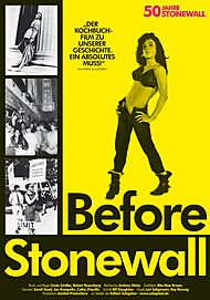 "Filmplakat für ""BEFORE STONEWALL """