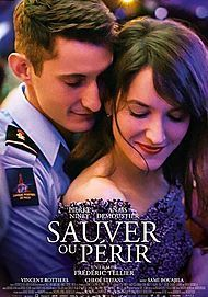 "Movie poster for ""SAUVER OU PERIR"""