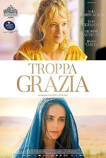 """Movie poster for """"LUCIA'S GRACE"""""""