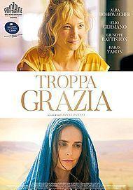 """Affiche du film """"TROPPA GRAZIA"""""""