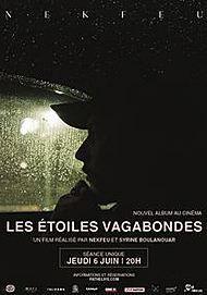 "Movie poster for ""NEKFEU, LES ETOILES VAFABONDES"""