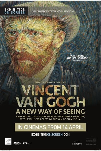 EclairPlay - USA - Movie: VINCENT VAN GOGH: A NEW WAY OF SEEING ...
