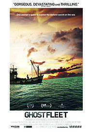 "Movie poster for ""GHOST FLEET"""