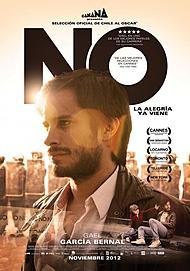 """Movie poster for """"¡NO!"""""""