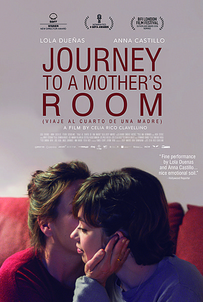 "Movie poster for ""JOURNEY TO A MOTHER'S ROOM"""