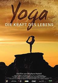 """Filmplakat für """"YOGA - DIE KRAFT DES LEBENS"""""""