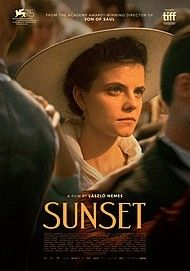 "Movie poster for ""Sunset - Filmstart in Österreich"""