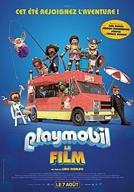 "Movie poster for ""PLAYMOBIL: THE MOVIE"""