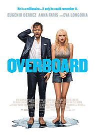 """Movie poster for """"Overboard"""""""