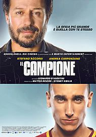 "Movie poster for ""THE CHAMPION"""