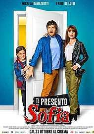 "Movie poster for ""TI PRESENTO SOFIA"""