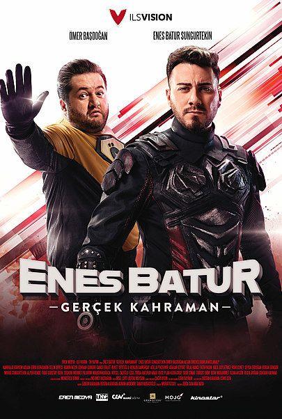 """Filmplakat für """"ENES BATUR GERÇEK KAHRAMAN"""""""