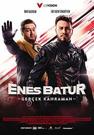 "Movie poster for ""ENES BATUR GERÇEK KAHRAMAN"""