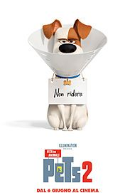 """Movie poster for """"THE SECRET LIFE OF PETS 2"""""""