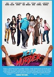 "Movie poster for ""DEEP MURDER"""