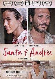 "Filmplakat für ""SANTA & ANDRES"""