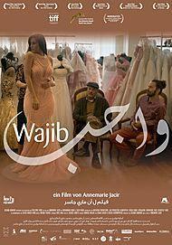 """Filmplakat für """"WAJIB """""""