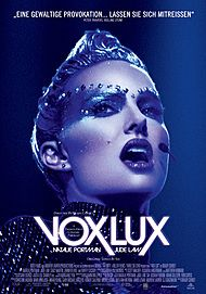 """Movie poster for """"VOX LUX"""""""