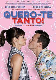 """Filmplakat für """"QUERO-TE TANTO"""""""