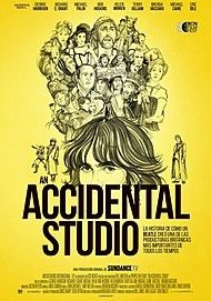 "Movie poster for ""AN ACCIDENTAL STUDIO"""