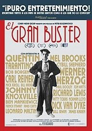 "Movie poster for ""THE GREAT BUSTER"""