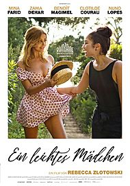 """Movie poster for """"AN EASY GIRL"""""""