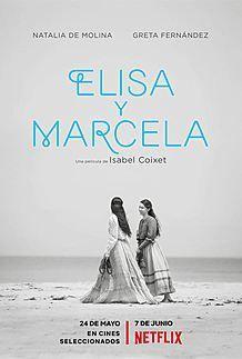 """Movie poster for """"ELISA Y MARCELA"""""""