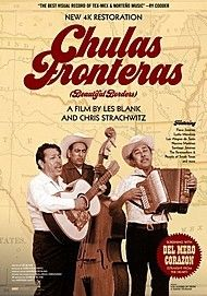 "Movie poster for ""CHULAS FRONTERAS"""