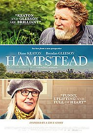 "Movie poster for ""HAMPSTEAD"""