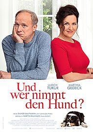 """Filmplakat für """"UND WER NIMMT DEN HUND"""""""