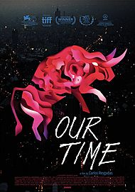 "Movie poster for ""OUR TIME"""