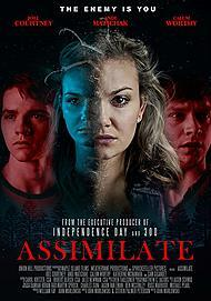 "Movie poster for ""ASSIMILATE"""