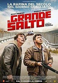 """Movie poster for """"IL GRANDE SALTO"""""""