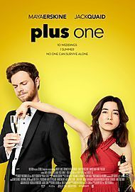 "Movie poster for ""PLUS ONE"""