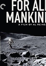 "Movie poster for ""FOR ALL MANKIND"""
