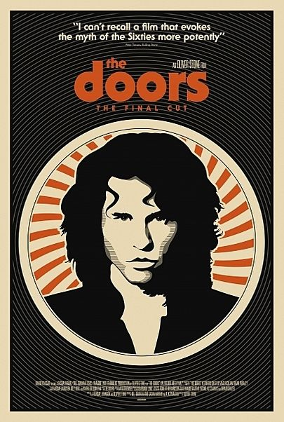 """Movie poster for """"THE DOORS: THE FINAL CUT"""""""