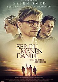"Movie poster for ""SER DU MÅNEN, DANIEL"""