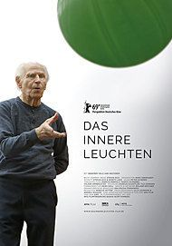 """Movie poster for """"DAS INNERE LEUCHTEN"""""""
