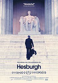 "Movie poster for ""HESBURGH"""