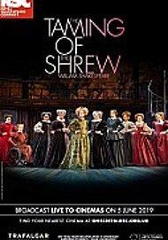 "Affiche du film ""EVENT CINEMA: RSC: TAMING OF THE SHEW"""