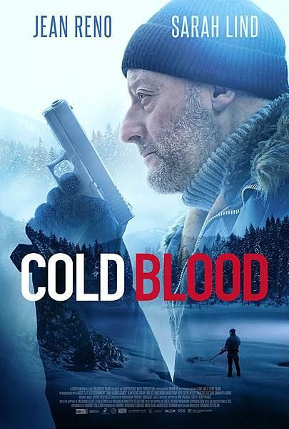 "Movie poster for ""COLD BLOOD"""