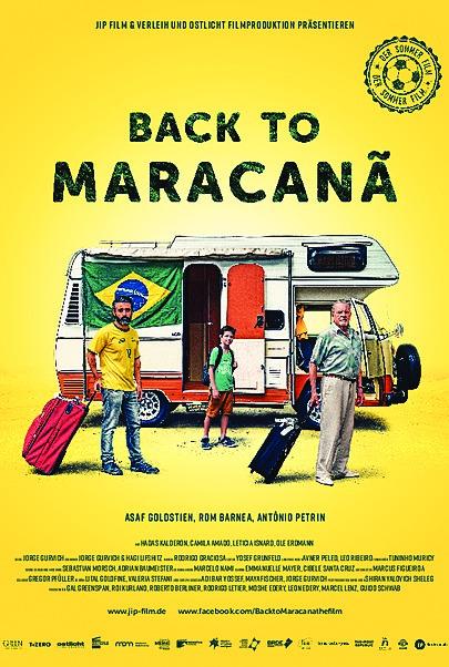 "Filmplakat für ""Back to Maracana"""