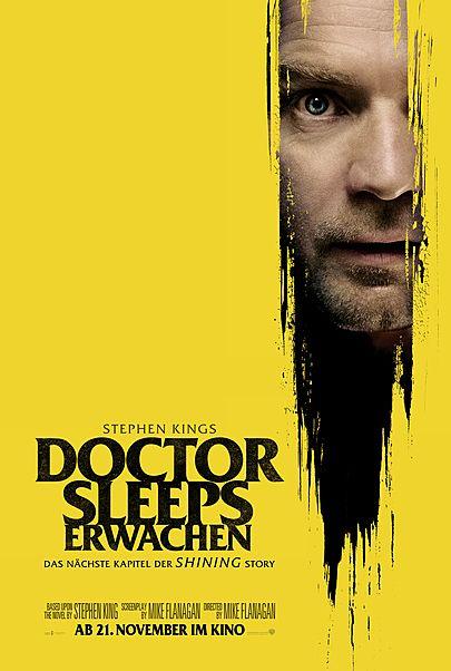 "Filmplakat für ""STEPHEN KINGS DOCTOR SLEEPS ERWACHEN"""