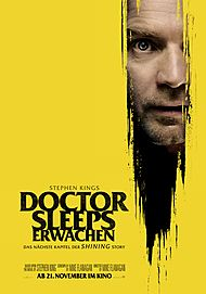"Filmplakat für ""STEPHEN KINGS DOCTOR SLEEPS ERWACHEN"""