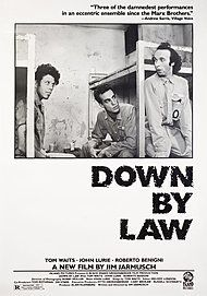"Movie poster for ""DOWN BY LAW"""