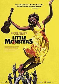 "Movie poster for ""LITTLE MONSTERS"""