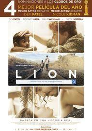 "Póster para ""LION"""
