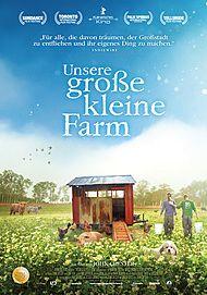 """Movie poster for """"Unsere große kleine Farm - Filmstart in Österreich"""""""