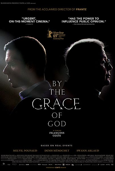 "Movie poster for ""BY THE GRACE OF GOD"""